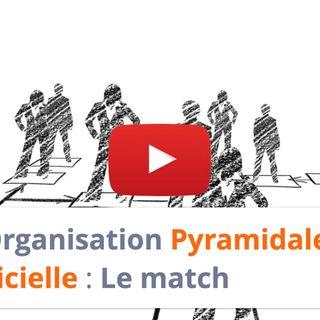 #136 - Organisation Pyramidale vs Matricielle : Le match