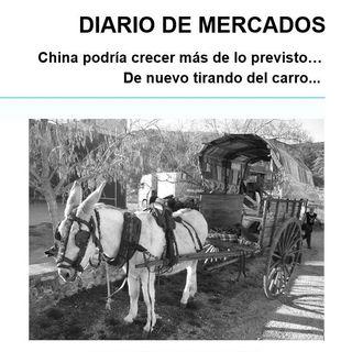 DIARIO DE MERCADOS Martes 23 Marzo
