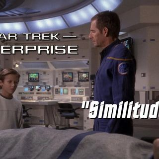 "Season 5, Episode 16 ""Similitude"" (ENT) with Jason Inman"
