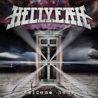 Metal Hammer of Doom: Hellyeah - Welcome Home