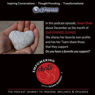 The Month of Empowered Giving