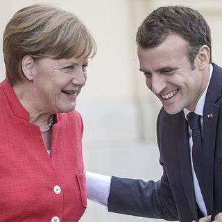 Merkel e Macron per una UE unita contro il Covid-19. Ricciardi fiducioso su un vaccino Made in Italy