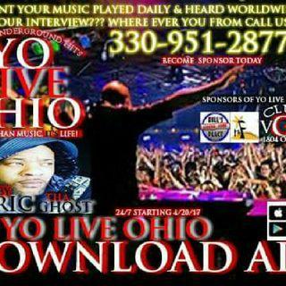 YO LIVE OHIO RADIO