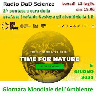 2da puntata - Giornata Mondiale dell'Ambiente