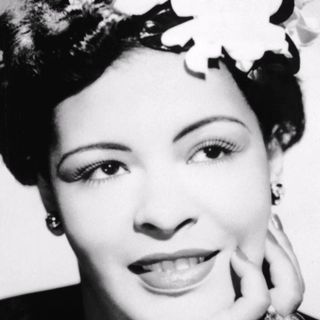 People in America Billie Holiday