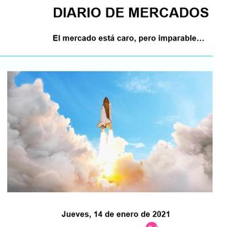 DIARIO DE MERCADOS Jueves 14 Enero