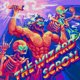 The Wizard Scroll
