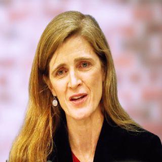 USAID ADMINISTRATOR SAMANTHA POWER VISITS ETHIOPIAN REFUGEES IN EASTERN SUDAN