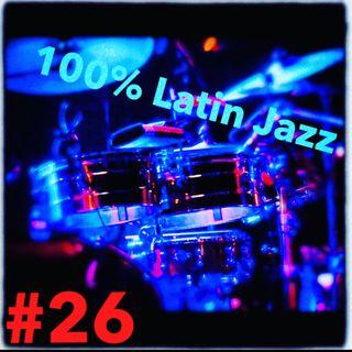 100% latin jazz #26
