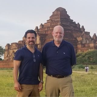 The Elephant Project in Myanmar - Adam Roberts on Big Blend Radio