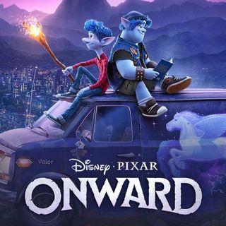 Ep.#1 - Riaprono i cinema! Con Onward si va oltre la magia!