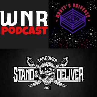 WNR345 NXT TAKEOVER STAND AND DELIVER