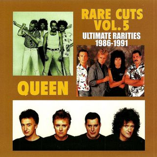 ESPECIAL QUEEN RARE CUTS VOL5 JAPAN 2012 #Queen #RareCuts #classicrock #rocknroll #stayhome #batman #mulan #ps5 #theboys #hbomax #mars2020