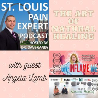 The Art Of Natural Healing with guest Angela Lamb