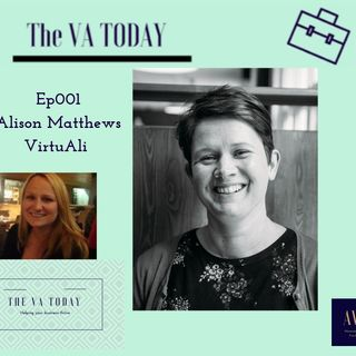 Ep001 The VA Today Podcast Alison Matthews