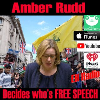 Morning moment UK- Extremely Selective Free Speech April 16 2018