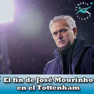 ¿El Fin de José Mourinho?