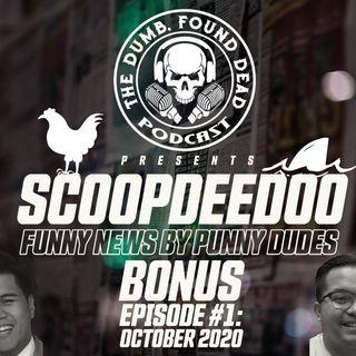 Scoopdeedoo: Bonus Episode #1