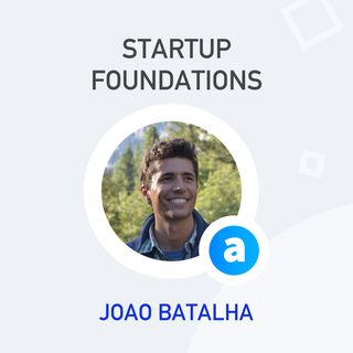 Joao Batalha, CEO & co-founder of Amplemarket