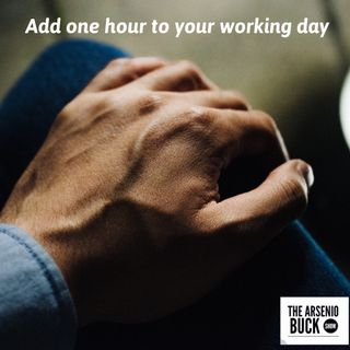 How To Add One Hour A Day To Your Waking Life