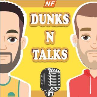 DunksNTalks #1 | Butler Forması, Embiid-Milton Kavgası, Tatum Saçı, Lakers Dolar Kuru