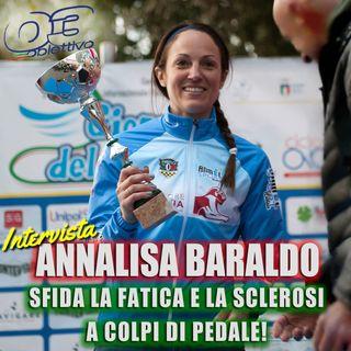 Annalisa Baraldo Sfida la fatica e la sclerosi a colpi di pedale!
