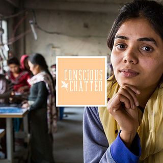 S03 Episode 133 | NASREEN SHEIKH, ANTI-SWEATSHOP ADVOCATE