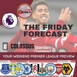 London Calling  |  Friday Forecast