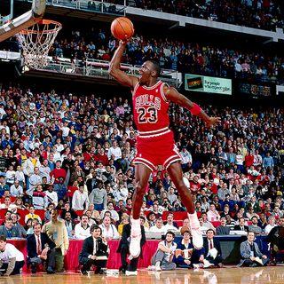 Episodio 68- Toque Deportivo Especial de Michael Jordan y el Documental The Last Dance
