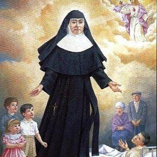 Sta. María Josefa del Corazón de Jesús, fundadora Siervas de Jesús