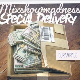 DJRAMPAGE MSM SPECIAL DELIVERY