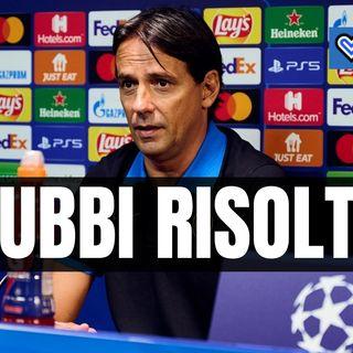 Inter-Real Madrid, Inzaghi scioglie gli ultimi dubbi di formazione