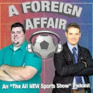 A Foreign Affair Episode 336: That Was Ozil's Fault