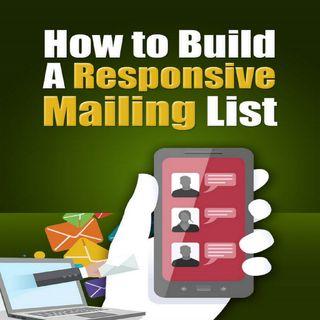 Build A Responsive Mailing List 2