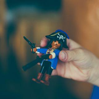 110. Soyez un pirate !