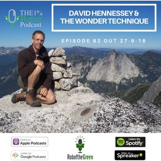 David Hennessey - Resilience, Thomas Edison, and The WONDER Technique - EP082
