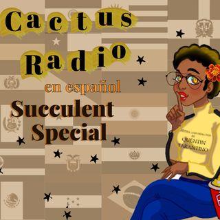 Succulent Special: Spanish Cactus Radio
