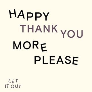 *NEW SERIES* happy thank you more please with Josh Radnor