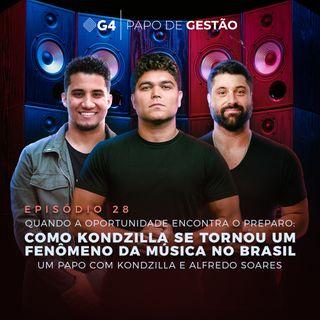 #028 - Como Kondzilla se tornou um fenômeno da música no Brasil