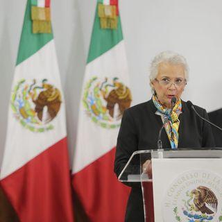 México no quiere romper relaciones con Bolivia: Olga Sánchez