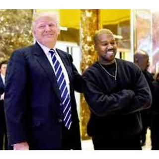 Kanye West About Face On Supporting President Trump