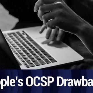 Apple OCSP Drawbacks   TWiT Bits