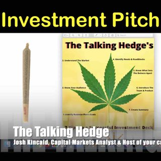"""""""The Lending Tree of Cannabis"""" Pitch Deck"""