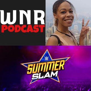 WNR378 WWE SUMMERSLAM 2021