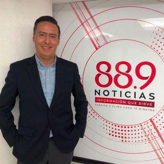 Santiago Aguilera, Director Asuntos Corporativos y de Gobierno para Mondelez México (14 de septiembre 2019)