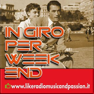 IN GIRO PER WEEKEND 27-1-18