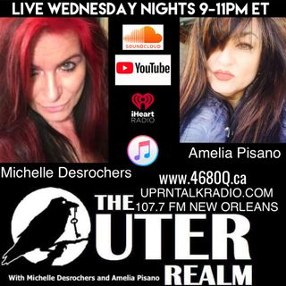 The Outer Realm guest Amelia Cotter Feb 12 2020