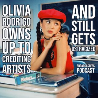 Olivia Rodrigo Owns Up to Crediting Artists And Still Gets Ostracized BP090321-190