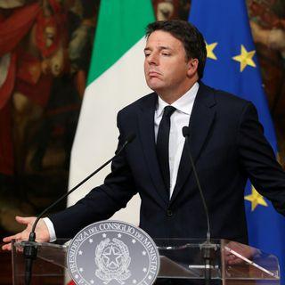 E Renzi che fa?