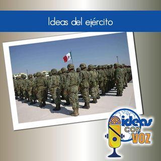 Ideas del ejército